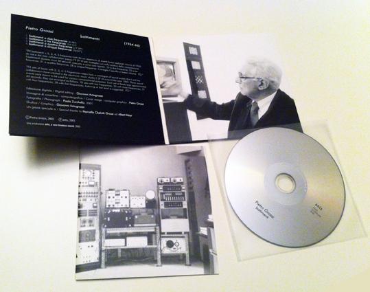 Pietro Grossi - Sound Life: Computer Music